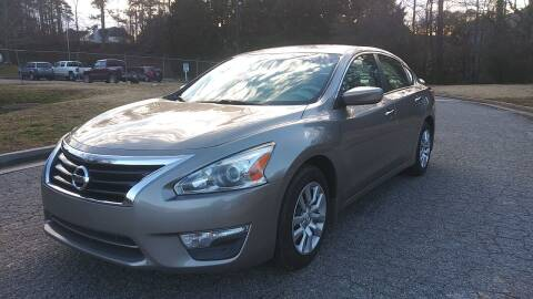2014 Nissan Altima for sale at Final Auto in Alpharetta GA