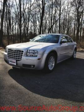 2010 Chrysler 300 for sale at Source Auto Group in Lanham MD
