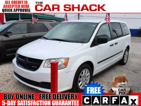 2014 RAM C/V for sale at The Car Shack in Hialeah FL