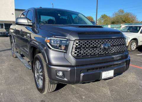 2019 Toyota Tundra for sale at KAYALAR MOTORS in Houston TX