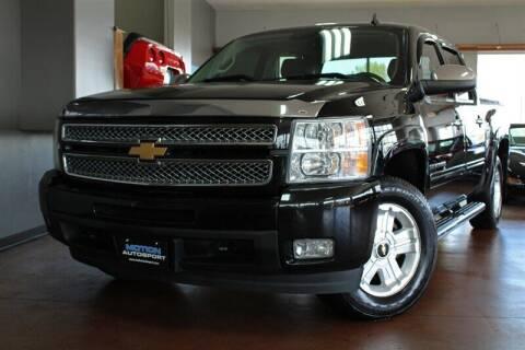 2013 Chevrolet Silverado 1500 for sale at Motion Auto Sport in North Canton OH