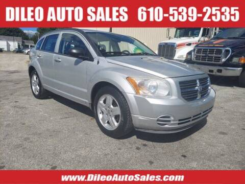 2009 Dodge Caliber for sale at Dileo Auto Sales in Norristown PA