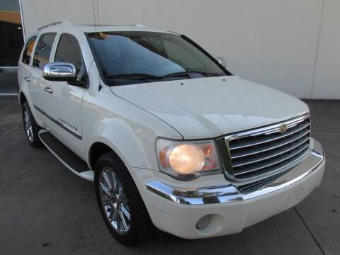 2008 Chrysler Aspen for sale at QUALITY MOTORCARS in Richmond TX