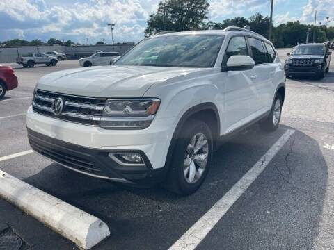 2018 Volkswagen Atlas for sale at BILLY HOWELL FORD LINCOLN in Cumming GA