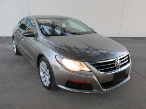 2012 Volkswagen CC for sale at QUALITY MOTORCARS in Richmond TX