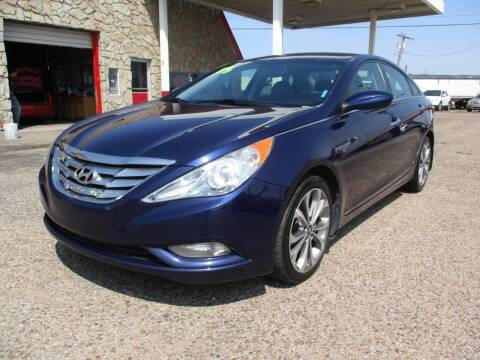 2013 Hyundai Sonata for sale at Sunrise Auto Sales in Liberal KS