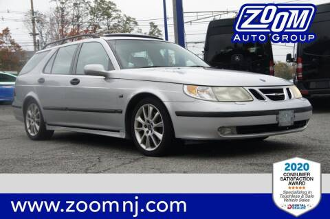 2003 Saab 9-5 for sale at Zoom Auto Group in Parsippany NJ