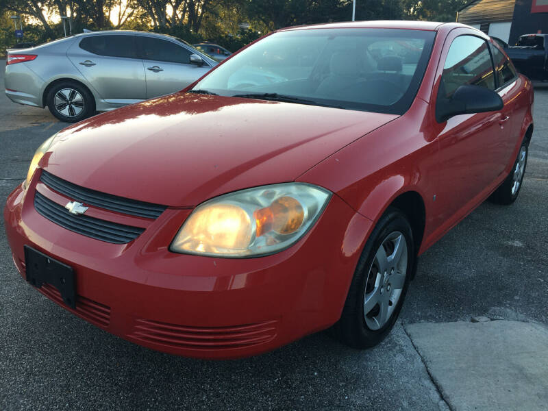 2007 Chevrolet Cobalt for sale at Capital City Imports in Tallahassee FL