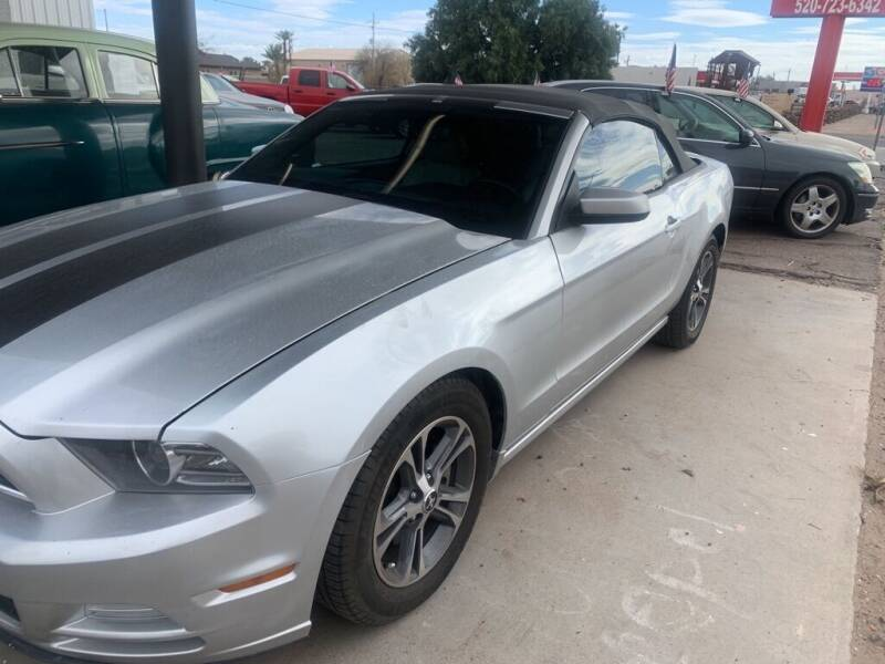 2014 Ford Mustang for sale at Dreamline Motors in Coolidge AZ