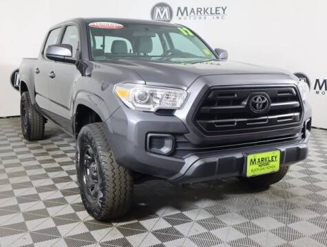 2017 Toyota Tacoma for sale at Markley Motors in Fort Collins CO