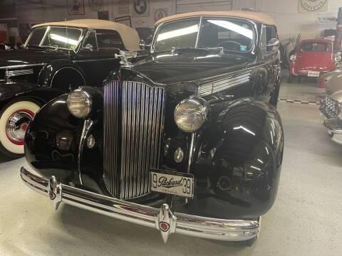 1939 Packard Caribbean for sale at Berliner Classic Motorcars Inc in Dania Beach FL