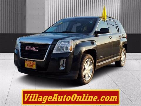 2012 GMC Terrain for sale at Village Auto in Green Bay WI