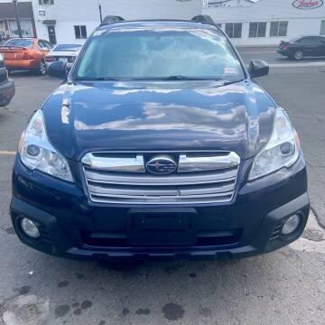 2013 Subaru Outback for sale at AR's Used Car Sales LLC in Danbury CT