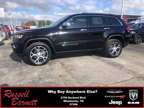2021 Jeep Grand Cherokee for sale at Russell Barnett Chrysler Dodge Jeep Ram in Winchester TN