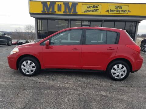 2012 Nissan Versa for sale at MnM The Next Generation in Jefferson City MO