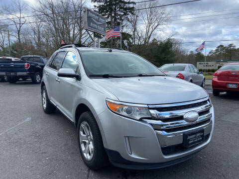 2011 Ford Edge for sale at Jimmy Jims Auto Sales in Tabernacle NJ
