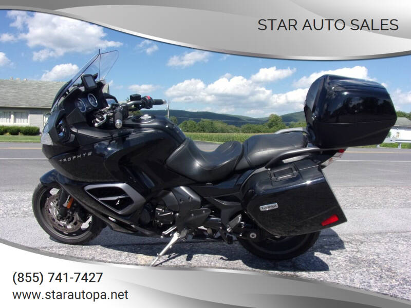 2015 Triumph TROPHY SE for sale at Star Auto Sales in Fayetteville PA