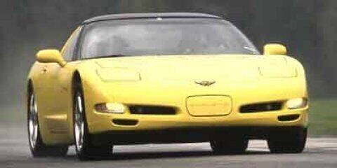 2003 Chevrolet Corvette for sale at J T Auto Group in Sanford NC