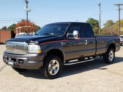 2004 Ford F-250 Super Duty for sale at Tyler Car  & Truck Center in Tyler TX