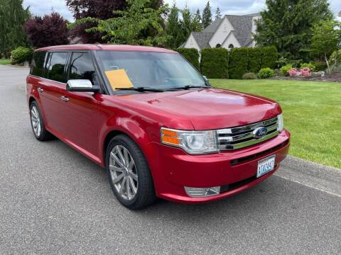 2012 Ford Flex for sale at SNS AUTO SALES in Seattle WA
