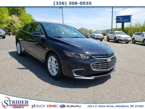 2016 Chevrolet Malibu for sale at STRIDER BUICK GMC SUBARU in Asheboro NC