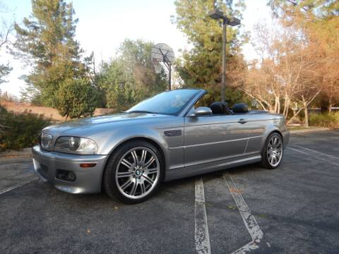 2004 BMW M3 for sale at California Cadillac & Collectibles in Los Angeles CA