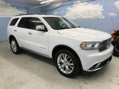 2014 Dodge Durango for sale at Middle Tennessee Auto Brokers LLC in Gallatin TN