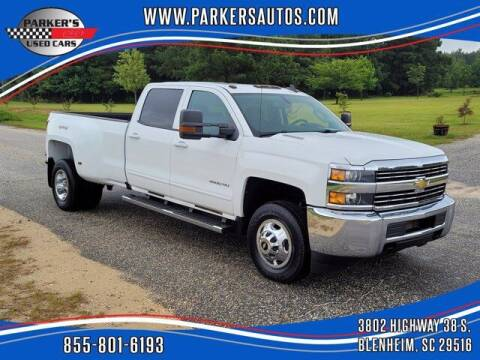 2016 Chevrolet Silverado 3500HD for sale at Parker's Used Cars in Blenheim SC