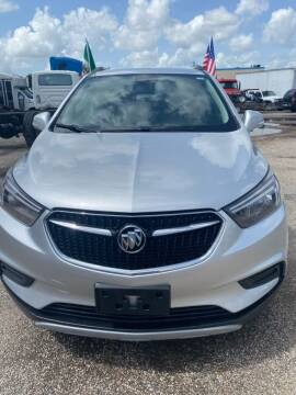 2018 Buick Encore for sale at BSA Used Cars in Pasadena TX
