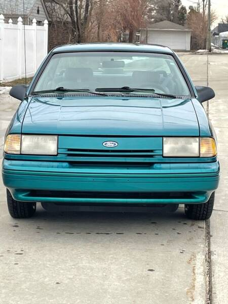 1993 Ford Tempo for sale at Suburban Auto Sales LLC in Madison Heights MI