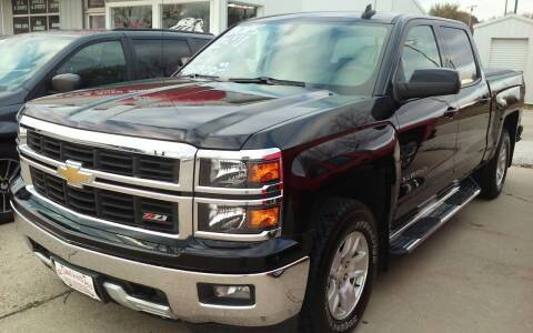 2015 Chevrolet Silverado 1500 for sale at Bob's Garage Auto Sales and Towing in Storm Lake IA