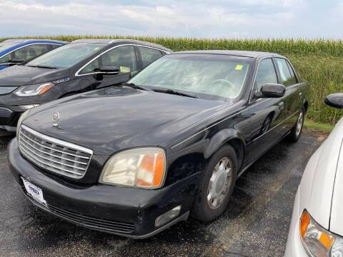 2000 Cadillac DeVille for sale at Alan Browne Chevy in Genoa IL