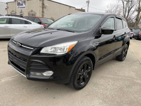 2013 Ford Escape for sale at T & G / Auto4wholesale in Parma OH