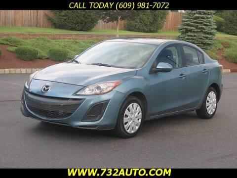 2011 Mazda MAZDA3 for sale at Absolute Auto Solutions in Hamilton NJ