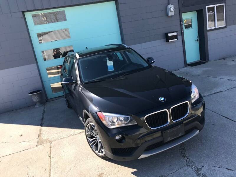 2014 BMW X1 for sale at Enthusiast Autohaus in Sheridan IN