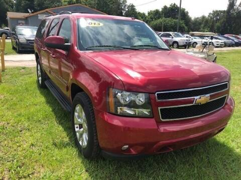 2013 Chevrolet Suburban for sale at Unique Motor Sport Sales in Kissimmee FL