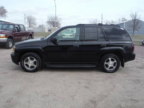 2007 Chevrolet TrailBlazer for sale at Car Corner in Sioux Falls SD