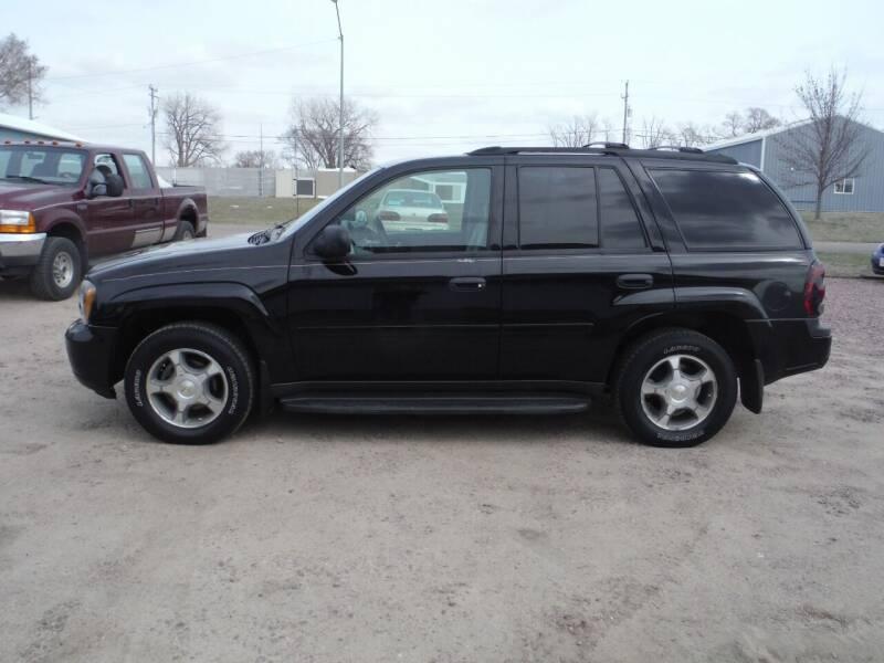 2007 Chevrolet TrailBlazer for sale at Car Corner in Sioux Falls SD