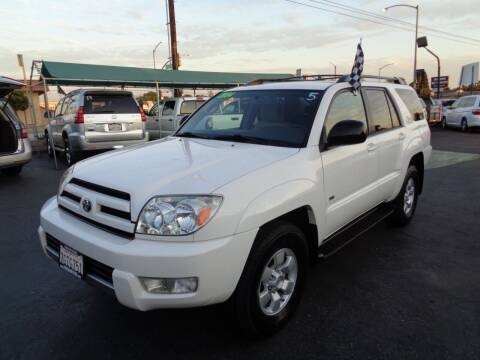 2004 Toyota 4Runner for sale at Pauls Auto in Whittier CA