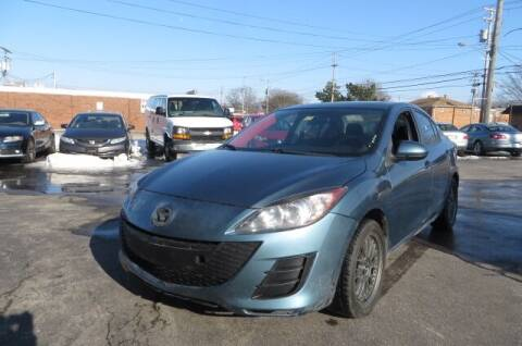 2011 Mazda MAZDA3 for sale at Eddie Auto Brokers in Willowick OH