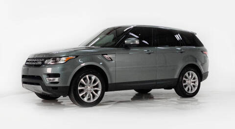 2015 Land Rover Range Rover Sport for sale at Houston Auto Credit in Houston TX