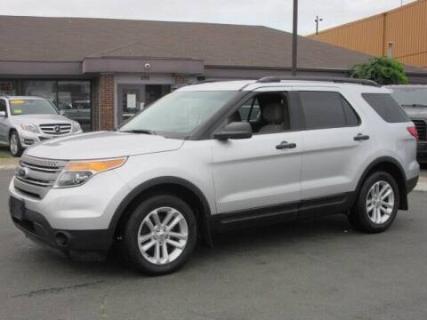 2014 Ford Explorer for sale at Lynnway Auto Sales Inc in Lynn MA