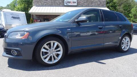 2012 Audi A3 for sale at Driven Pre-Owned in Lenoir NC