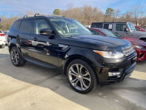 2015 Land Rover Range Rover Sport for sale at Impex Auto Sales in Greensboro NC