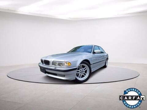2001 BMW 7 Series for sale at Carma Auto Group in Duluth GA