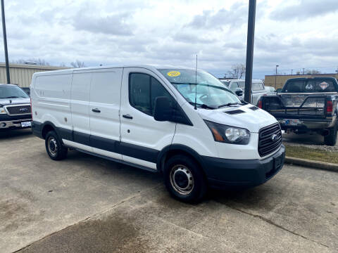2015 Ford Transit Cargo for sale at Moser Motors Of Portland in Portland IN