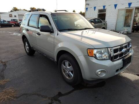 2009 Ford Escape for sale at Plaistow Auto Group in Plaistow NH