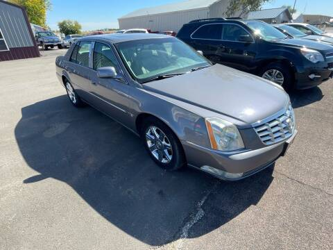 2007 Cadillac DTS for sale at Hill Motors in Ortonville MN
