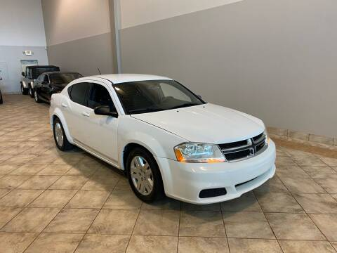 2013 Dodge Avenger for sale at Super Bee Auto in Chantilly VA
