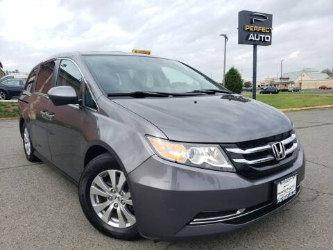 2014 Honda Odyssey for sale at Perfect Auto in Manassas VA